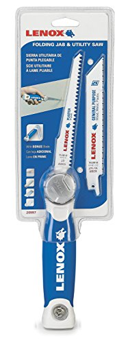 (LENOX Tools Folding Jab and Utility Saw)