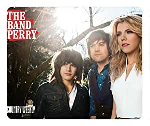 America Famous The Band Perry Rectangle mouse pad by atmyshop Your Best Choice