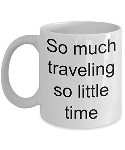(World travel mug, Coffee mug prime, Christmas gift ideas, Traveling present, Gifts for travel lovers, Travelers, Ceramic tea cup)