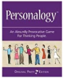 Continuum Games Personalogy - An Absurdly Provocative Game For Thinking People