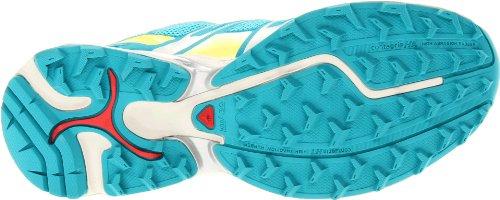 SALOMON XT Hornet Zapatilla de Running Señora Azul/Amarillo