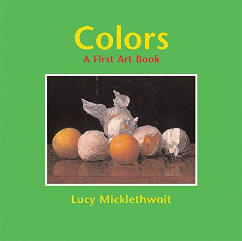Download Colors: A First Art Book pdf epub