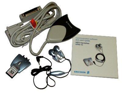 Sony Ericsson Hpm-10 - Digital Player - Flash - Mp4 Sony Ericsson