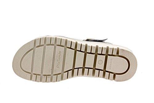 Removibile Sottopiede Donna Comodità Piesanto 1779 Perla Vasta Cuoio Sandalo Scarpe Di WgRWpZqB
