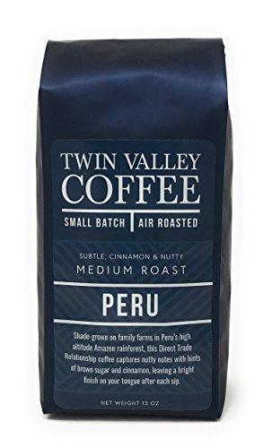 Twin Valley Coffee - Peru Chanchamayo Highland Air Roasted Coffee