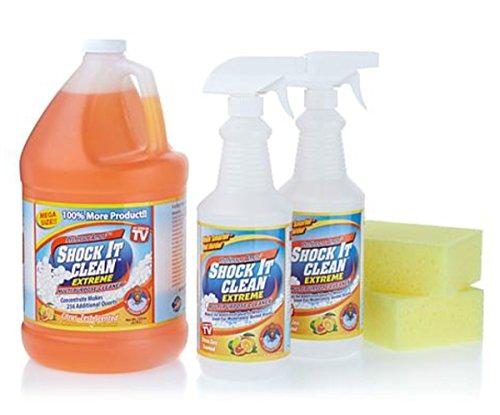 Professor Amos Shock It Clean Extreme 128 oz. Multipurpos...