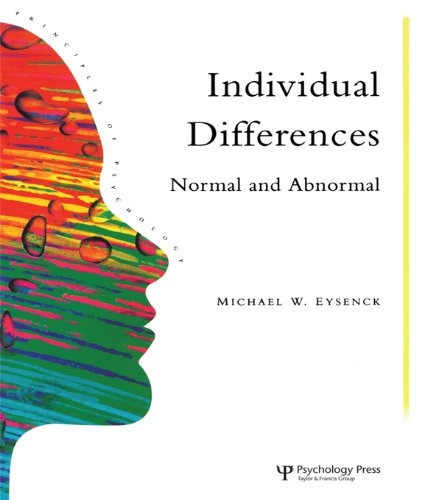 Download Individual Differences: Normal And Abnormal (Principles of Psychology) Pdf