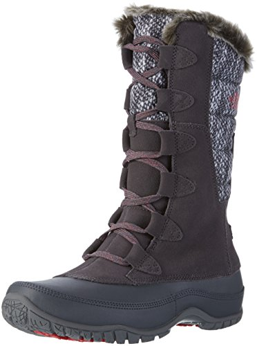 The North Face T0a0z3, Botas De Senderismo Mujer Gris (NUG)