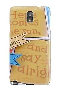 Tpu ILhhyqG3753TuYKX Case Cover Protector For Galaxy Note 3 - Attractive Case