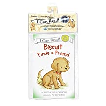 Biscuit Finds a Friend Book and CD