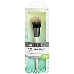 Ecotools Cruelty Free and Eco Friendly Sheer Finish Blush, Made with Recycled and Sustainable Materials