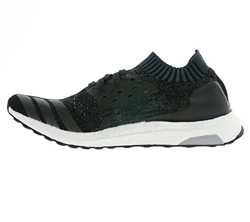 adidas Performance Herren Laufschuhe / Sneakers Ultra Boost Uncaged Black/Dark Grey/Easy Green