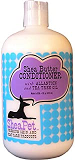 product image for Earthbath Sheapet Shea Butter Conditioner With Panthenol And Tea Tree Oil 18oz