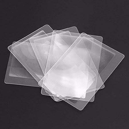 Amazon.com: AiCheaX Lente Fresnel con lupa - 10 piezas ...