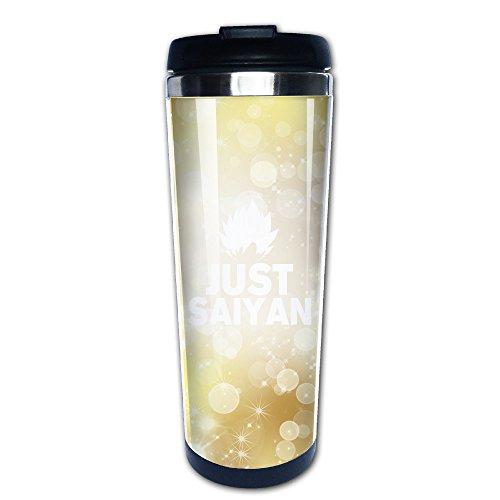[LQYG Super Saiyan Coffe Mug Kitchen Thermal Mug Cup] (Buu Costume)