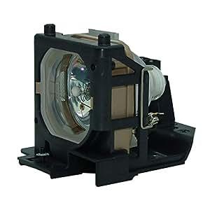 Lámpara compatible DT00671 para videoproyector HITACHI CP-X345