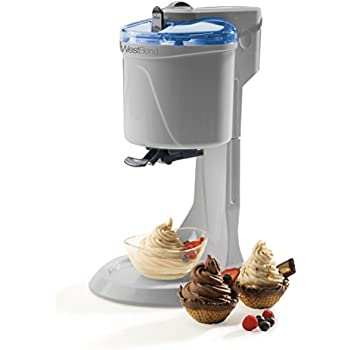 how to make soft serve ice cream with a machine