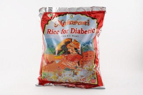 Maharani Basmati Rice for Diabetic 10lb by Maharani