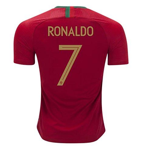 - Ronaldo Portugal 2018 Home Jersey Size L
