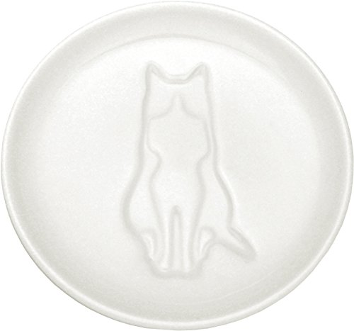 (Black cat series cats soy sauce dishes sitting AR0604189)