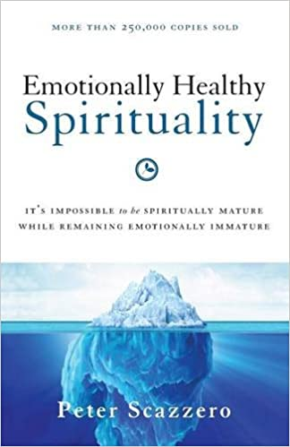Image result for emotionally healthy spirituality