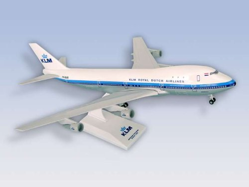 DARON WORLDWIDE Skymarks Klm 747-200 1/200 W/GEAR Original for sale  Delivered anywhere in USA