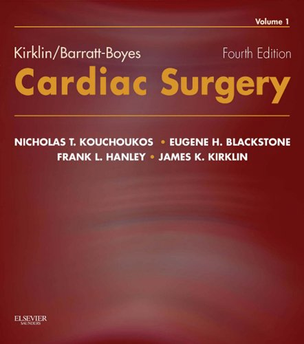 Kirklin/Barratt-Boyes Cardiac Surgery (Kochoukas, Kirklin/Barratt-Boyes Cardiac Surgery (2 vol. -