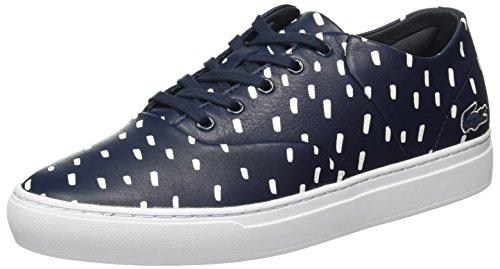 Lacoste VE, Rene Alliot, Sneaker Uomo Blu (Nvy/Wht)
