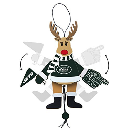 NFL New York Jets Wooden Cheer (Wooden Nfl Football)