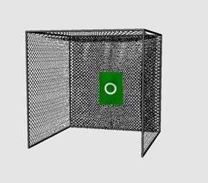 Cimarron Sports CM-MAS20GN 20 ft. D x 10 ft. W x 10 ft. H Masters Golf Net