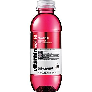 (Vitamin Water Power C- Dragonfruit 16.9 Oz (12 Pack))