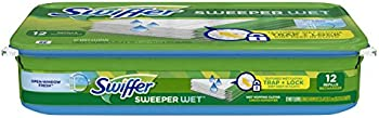 Swiffer Sweeper Wet Mopping Pad Refills (12 Ct.)