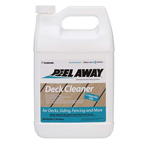 Dumond Chemicals, Inc. 2180 Peel Away Deck Cleaner, 1 Gallon