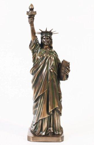 PTC 12 Inch New York Lady Liberty Keepsake Resin Statue Figurine