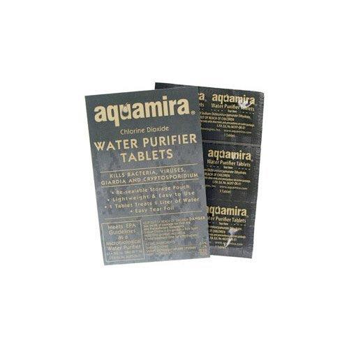 Aquamira Technologies Water Purifier Tablets (10 Pack)