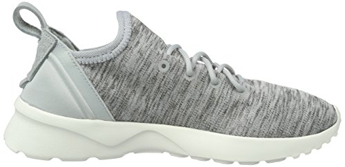 Adv Zx clear Femme core clear Onix White Flux Onix Virtue Gris Baskets Basses Adidas HFESqwxdH