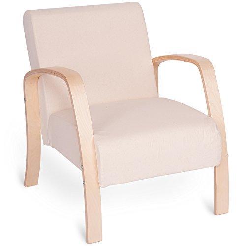 DXP Sillón butaca sillon de relax silla de salón funda de ...