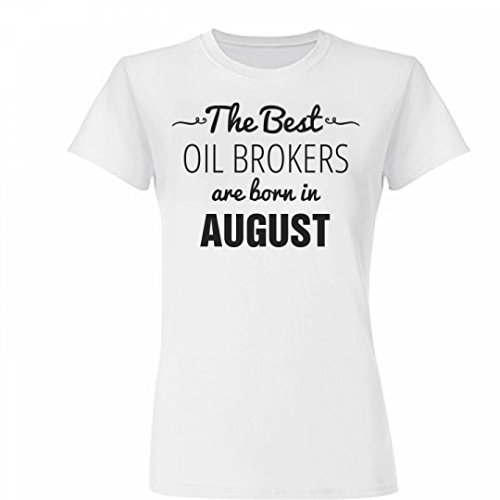 best-oil-brokers-are-born-in-august-tee-junior-fit-basic-fine-jersey-t-shirt