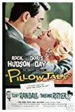 Pillow Talks Movie Poster - Doris Day - Rock Hudson