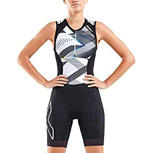 2XU Women's Compression Trisuit 1