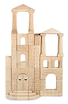 Melissa & Doug Architectural Unit Blocks (pack Of 1) | Computers And Accessories