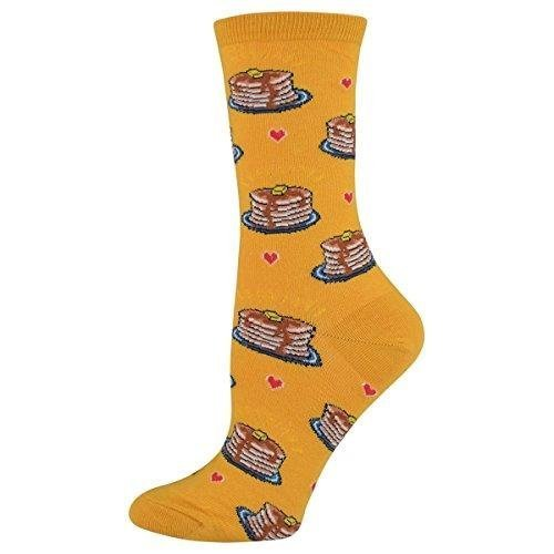 socksmith-womens-pancakes-socks-in-gold