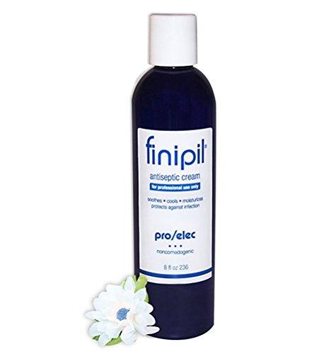Nufree Finipil Pro Elec Antiseptic Cream, 8 Ounce