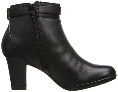 Clarks Kalea Gillian Boot Black Leather