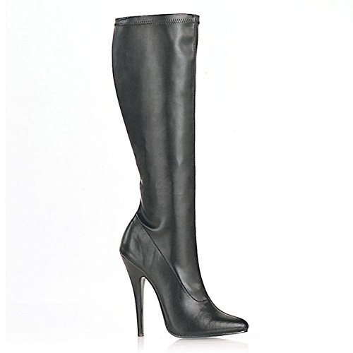 Pleaser - Botas para mujer negro Schwarz, color negro, talla 3 UK