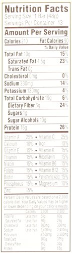 Atkins Chocolate Peanut Butter Pretzel Bar, 13 Count by atkins (Image #1)