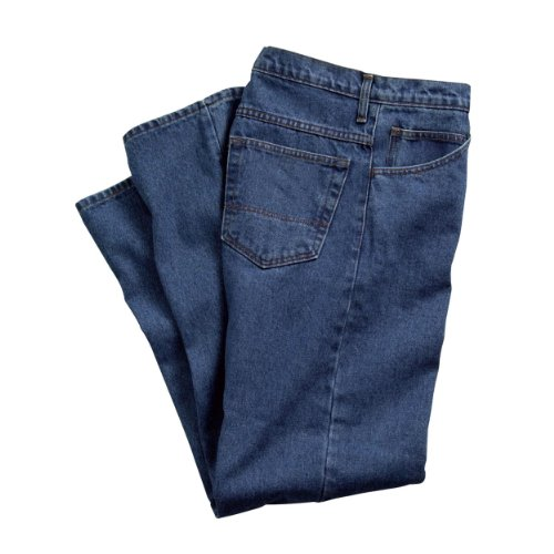Chicago Protective Apparel 12 oz Inherently FR Denim Pant 36X34