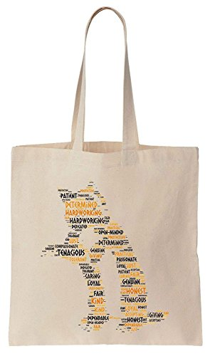 Hufflepuff Cotton Wizards Students Tote Canvas Characteristics Bag School House Of rYqAvFr