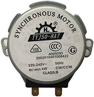 para Haier/Midea/Galanz Placa giratoria de microondas Motor ...