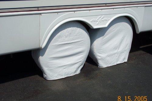 dual axle tire cover - 9
